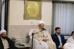Ayatollah Makarem Shirazi Hails Good Quranic Work in Iran