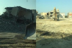 Saudi Arabia Flattens Shia Neighborhood in Awamiyah