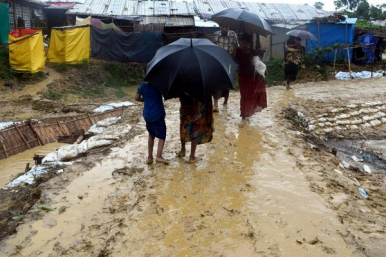 Officials Struggle to Protect Rohingya Muslim Refugees ahead of Peak Monsoon