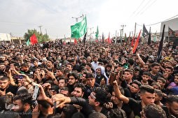 Iranian Arbaeen Pilgrims Number Tops 3 Million