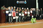Winners of Quran Contest in Lebanon Awarded